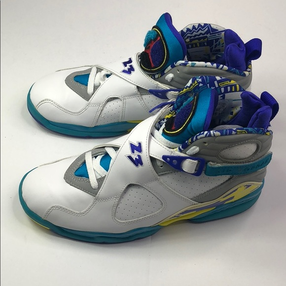 743c7b347a21b0 Jordan Other - 11 YEAR OLD AIR JORDAN 8 RETRO (Womens Sized 9)